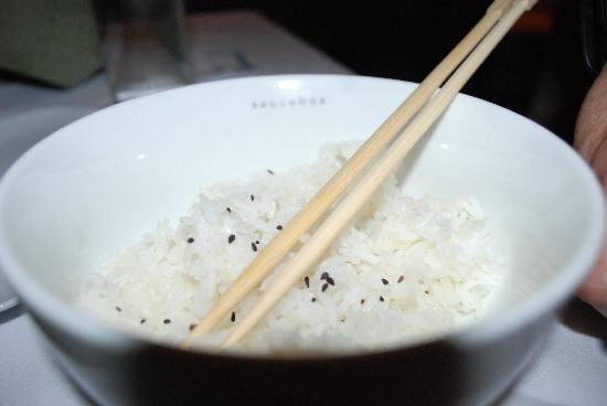 Saucebox : rice