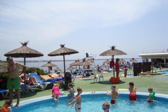 Globales Club Almirante Farragut: hotel