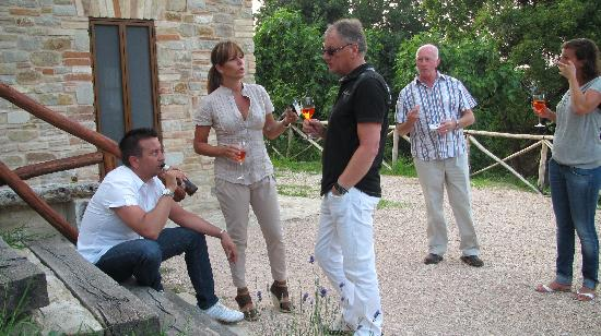 Agriturismo Ramuse: Discussie over de Pecorino?