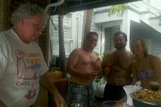 The Duval Inn: Captain Hapy Hour