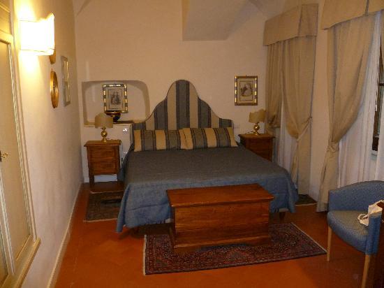La Casa del Garbo: chambre Cosimo