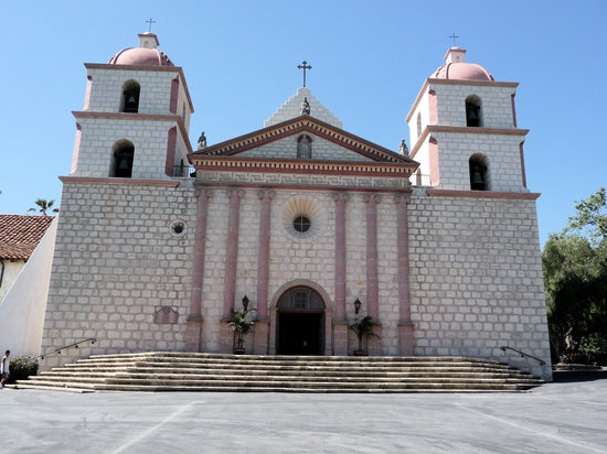 ‪Old Mission Santa Barbara‬