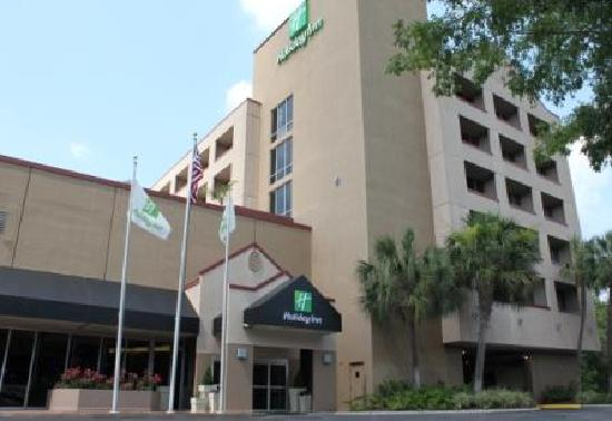 Holiday Inn Gainesville University Center: Welcome to the Holiday Inn University Center.