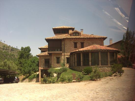 Hotel Coto del Valle: Fist view of Coto Del Valle June 2011