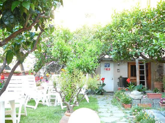 Hotel Ca D'Andrean: Breakfast area
