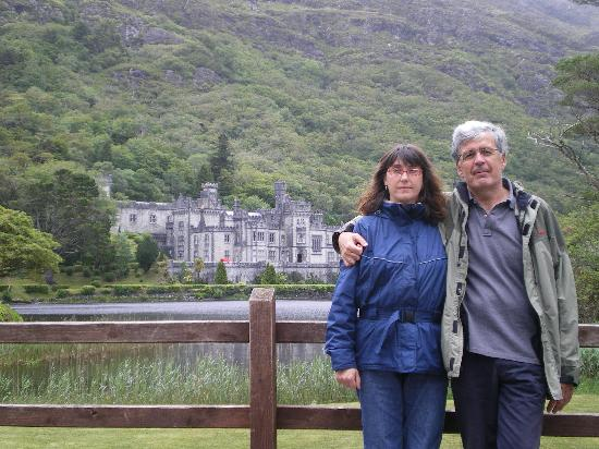 Nonaim Lodge Angling & Accommodation: Parque Nacional de Connemara,cercano al Lodge