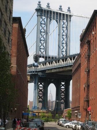 Custom & Private New York Tours Inc: Manhattan Bridge From Brooklyn