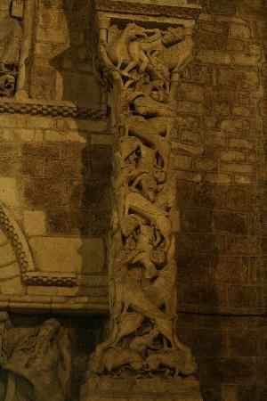 Abbaye Sainte-Marie de Souillac: Abadía de Souillac 2