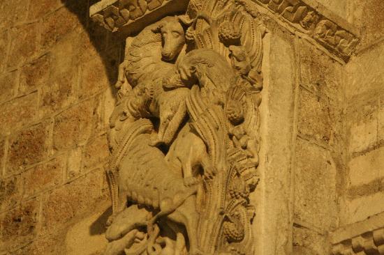 Abbaye Sainte-Marie de Souillac: Abadía de Souillac 4