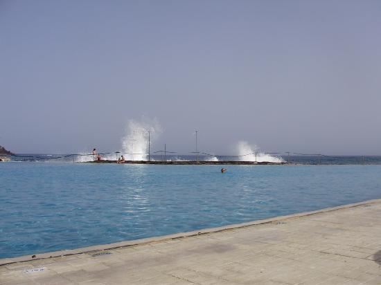 Annapurna Hotel Tenerife: allborada pool