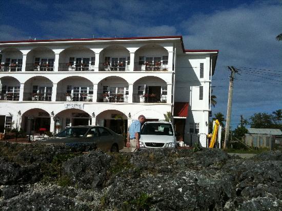 Nuku'alofa, Tonga: Little Italy, Tonga