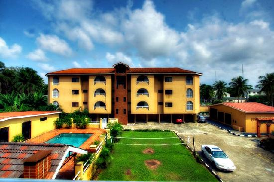 Amara Suites: Apartment View - Glover Rd