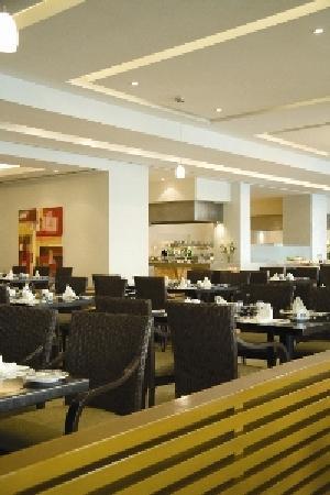 Sun Palace: Restaurant