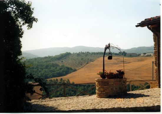 Agriturismo Grossola: Vista dal cortile interno