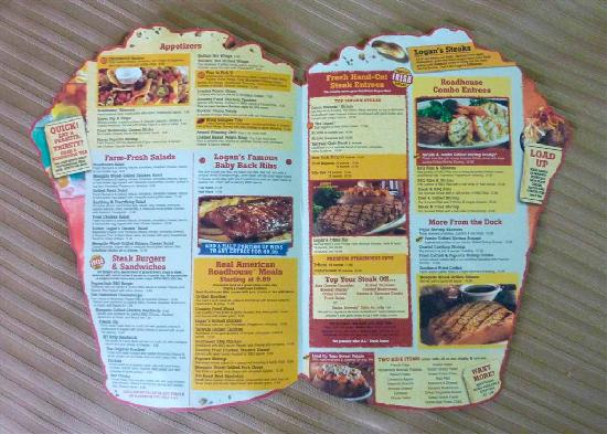 © Logan's Roadhouse, Inc GET $5 OFF Subscribers will receive exclusive offers, first looks at new menu items, and news about all of the events happening at your Logan's.