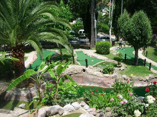 BQ Belvedere Hotel : golf fantasia
