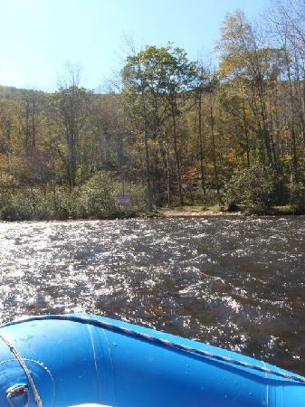 Crab Apple Whitewater: River in October