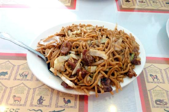 Dragon Palace: Chow Mein