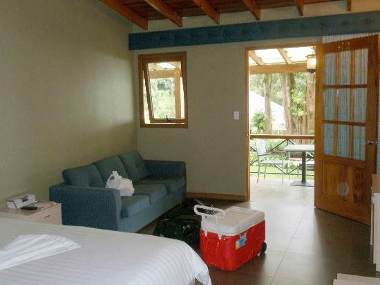 Hotel Casa Grande Bambito: G2 Room Sitting area