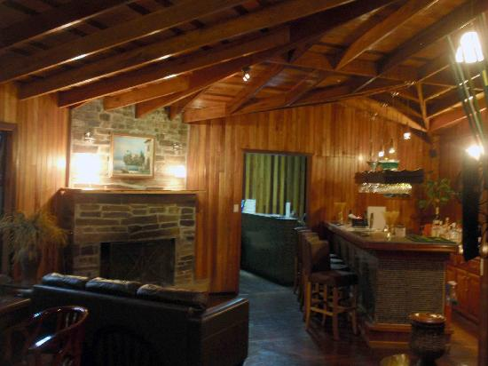 Casa Grande Bambito Highlands Resort: Bar and Lounge Area - Nice