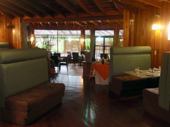 Casa Grande Bambito Highlands Resort: Restaurant