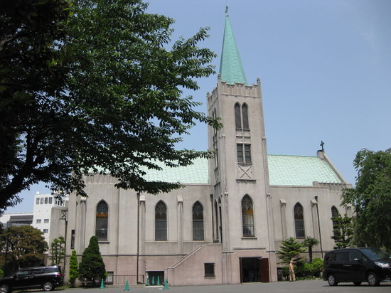 ‪Catholic Yamate Church‬