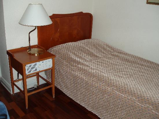 Hotel Terminus Stockholm: Bed