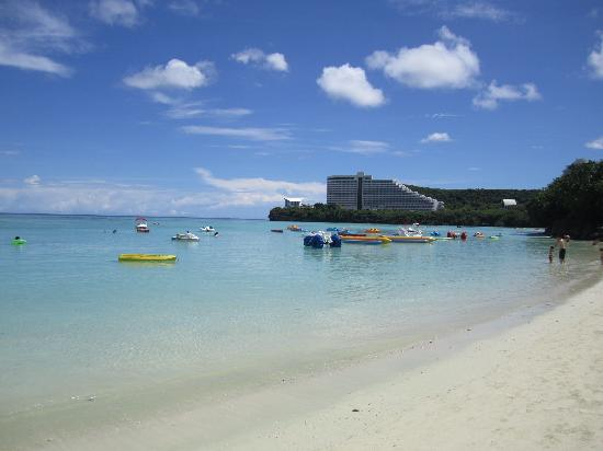 Tumon, Mariana Islands: タモンビーチ