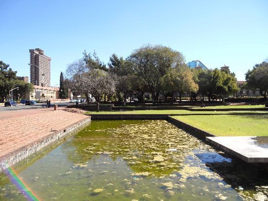 Hertzog Square: Nice little park