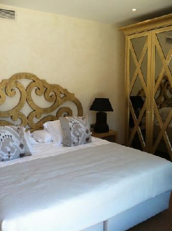 Casta Diva Resort & SPA : lakeview room