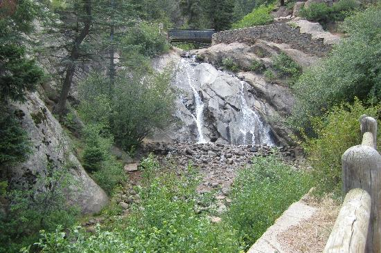 Hampton Inn & Suites Denver Tech Center: Helen Hunt Falls!! Colorado Springs!!