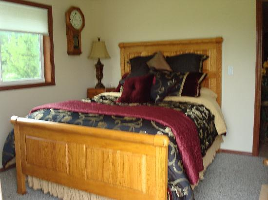 Hanson House Bed & Breakfast: Hanson Room