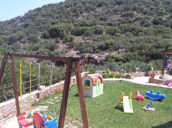 Fissi Villas: playground