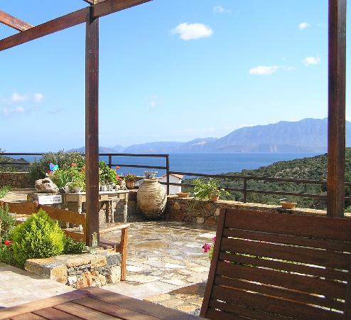 Fissi Villas: terrace