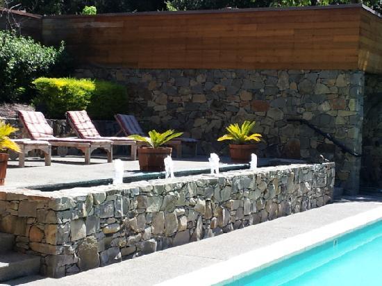 Fountaingrove Inn: So beautiful!  Also had a sauna.