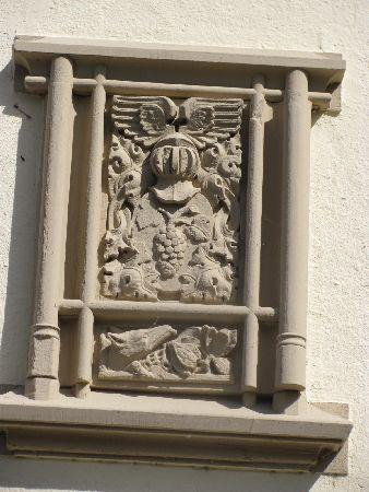 Pauluskirche: detail