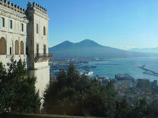 Naples, Italy: サン・マルティーノ