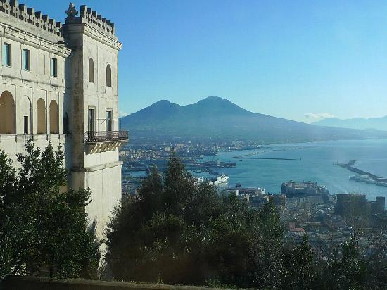 Nápoles, Italia: サン・マルティーノ