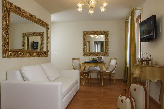 Al Bailo di Venezia: Famili Suite