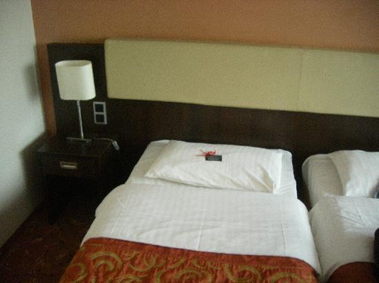 Hotel Avalon: cama