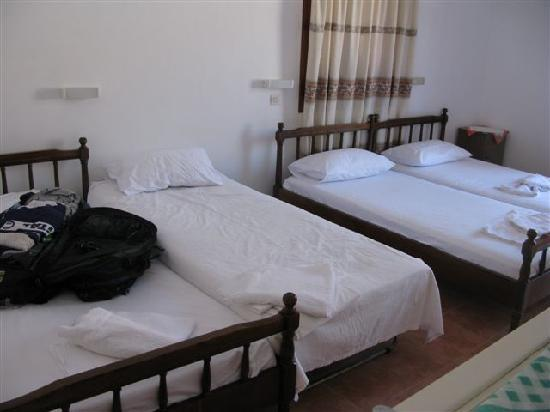 Dorothea Apartments: The beds