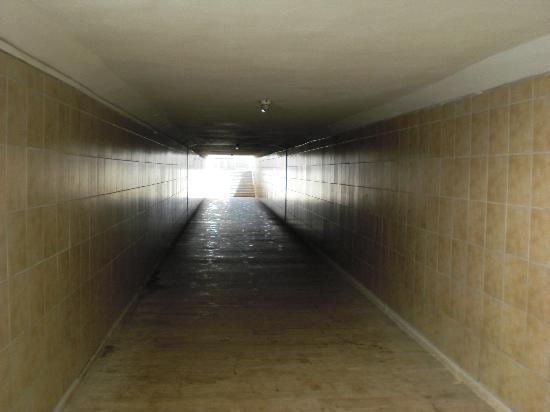 Doris Aytur: Tunnel zum Strand