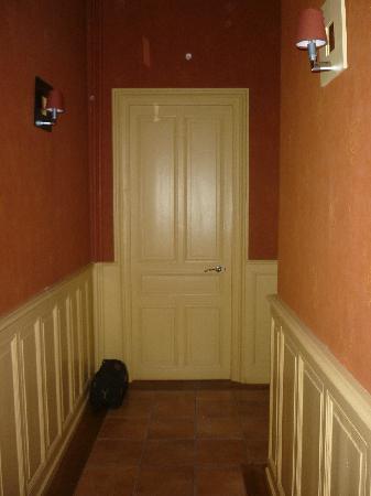 Saint-Claude, França: interieur chaleureux