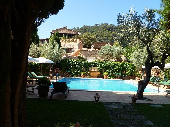Valldemossa Hotel: Pool