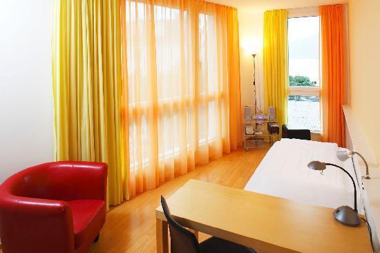 Seminar-Hotel Rigi am See : Einzelzimmer Standard A