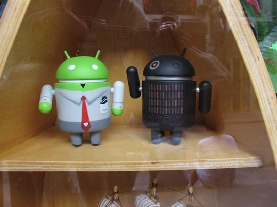 Coucou Cafe: Android Hello