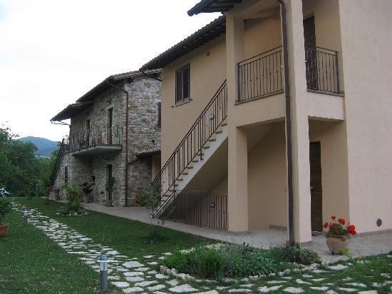Relais Parco del Subasio : Our ground floor unit