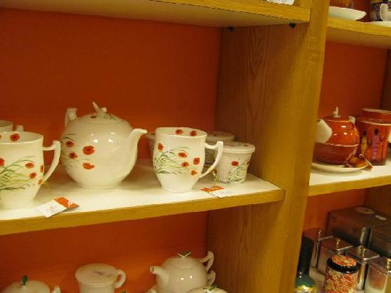 Teehaus Weber: teapots and co