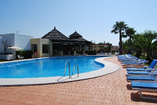 Islantilla, Spanje: Piscina Beach Club