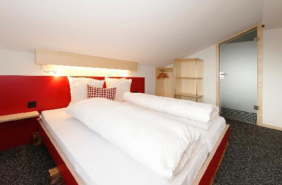Berghaus Bort: Doppelzimmer